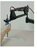 The Stickscrew Fastener Installation System -- Stickscrew-fastener-installation-flexarm