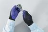 KleenGuard G40 Purple Nitrile Foam-Coated Gloves > SIZE - XL > UOM - 12pr/bx -- 40228