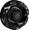 Centrifugal Fans with Backward Curved Blades -- R2E225-RA92-09 -Image