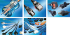 Power Cords & Cord Sets - Domestic or International -- View Larger Image