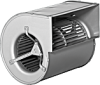Centrifugal Forward Curved Fans, Dual Inlet -- D1G133-DC13-52 -Image