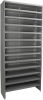 Shelving, Enclosed Steel Shelving Kit, No Bins -- ASC1279 - Image