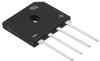 Diodes - Bridge Rectifiers -- GBU6K-E3/45GI-ND -Image