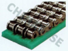 Chain Guides for Triple Roller Chains -- Type T3 -Image