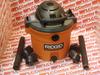 RIDGID TOOL WD1270 ( VAC WET/DRY 5HP 12-GALLON 10AMP 120VAC 60HZ ) -Image