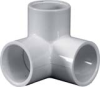 Schedule 40 PVC Side Outlet Elbow Pressure Fittings (SxSxS) - Image