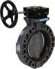 Manual Butterfly Valves -- BY Series - Image