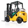 Pneumatic Internal Combustion Forklift, Komatsu -- BX50