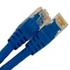 CAT6 550MHZ ETHERNET PATCH CORD BLUE 25 FT -- 26-261-300 -Image