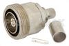 7/16 DIN Female Connector Crimp/Solder Attachment for RG213, RG8 -- PE44284 -Image