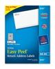 Avery Easy Peel Address Label -- 8167