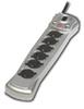 APC Essential A/V Surge Protector, 6 outlet -- P6BMP4
