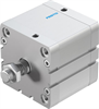 ADN-80-40-A-PPS-A Compact cylinder -- 572732-Image