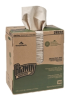 Brawny Industrial® Light Duty White 2-Ply Paper Wipers
