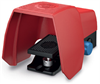 Single Covered Foot Switches -- 606.1000.558 - Image