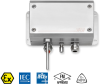 Intrinsically Safe Temperature Transmitter -- EE3000Ex-xT -- View Larger Image