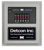 Detcon Gas Detection Control System, NEMA 4X, 6 Channel -- 610-N4X