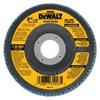 DEWALT 7 x 5/8 In. to 11 In. 80 g Zirconia Flap Disc -- Model# DW8330