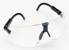 Lexa Eyewear > SIZE - Large > FRAME - Metallic slate > LENS - Clear, DX > UOM - Each -- 15100-00000