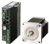 RKII Series Microstepping Stepper Motors with Built-in Controller (Stored Data) (AC Input) -- rks5913bcd-3