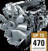 Diesel Engine, 350-470 HP, Detroit Diesel -- DD13 - Image