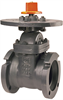 Gate Valve - Cast Iron, Fire Protection, Mechanical Joint End -- M-609 - Image