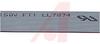 26 #28 STR PVC RIBBON GRAY -- 70003644