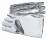 2100019 - Zetex High-Temp Gloves, Aluminized-Back, 1000F, 14