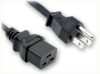 JIS 8303 JAPAN to IEC-60320-C19 HOME • Power Cords • International Power Cords • Japan/Taiwan Power Cords -- 2021.098 -Image