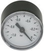 Vacuum gauge (manometer) for analogue measurement and monitoring of the vacuum VAM 40 V DR -- 10.07.02.00035 - Image