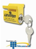 Leviton Lockout/Tagout for Pin and Sleeve Plugs and Inlets -- PLG1
