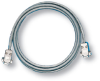S8 Serial Cable, 10Pos Modular Plug to DB-9, 3 m (Non Isolated) -- 182845-03