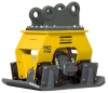 HC 450: Hydraulic compactors for carriers from 4 up to 9 t weight -- 2573398