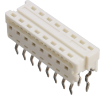 Rectangular Connectors - Board In, Direct Wire to Board -- WM11280-ND