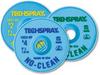 Techspray #4 Blue No Clean Flux Core Desoldering Wick or Braid 1817-10F - 10 ft Length - 0.098 in Diameter -- 1817-10F