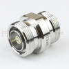 7/16 DIN Female to 7/16 DIN Female Adapter IP67 Mated -- SM4402