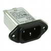 Power Entry Connectors - Inlets, Outlets, Modules -- Q431-ND -Image
