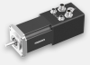 IDX 56 M, 56 mm, brushless, with integrated electronics and brake, CANopen -- IDX56MABSTPCO622B