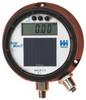 Gauge/Transmitter,Vac to 60 psi,1/2 In -- 4YTH6