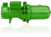 Semi-Hermetic Compact Screw Compressor -- CSH.1 series (previous types, for your information)