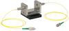 Fixed Fiber-to-Fiber Coupler, 780 nm, 780HP Fiber, FC/APC -- FBC-780-APC