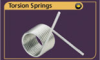 Torsion Spring -- LTR051J 03 M