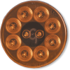 Grote 53253-3 Stop-Tail-Turn LED Light, 4
