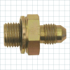 37-Degree Flare Hydraulic Fittings -- Port Fitting 1/4