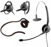 GN Netcom GN2124 Noise Canceling Mono Headset -- 2104-820-105