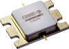 100-W, 7.9 – 9.6-GHz, 50-ohm, Input/Output-Matched, GaN HEMT Power Amplifier -- CGHV96100F2 -- View Larger Image