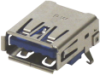 Horizontal USB A Modular Jack -- AJT33g9913-001 - Image
