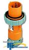 Leviton 125/250 AC 2P3W Wiring Watertight Pin and Sleeve.. -- 420P12W