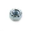 M4 - 0.7 Metric K-Lock Nut, Zinc -- NMTKEP04P07Z