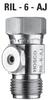 Externally Adjustable Restrictor -- RIL - 6 - AJ - Image